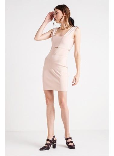 Askılı Dar Mini Elbise-Love'n Fashion Paris